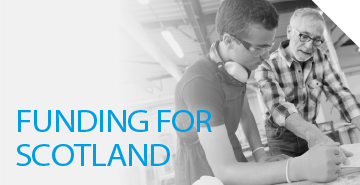 FUNDING FOR SCOTLAND