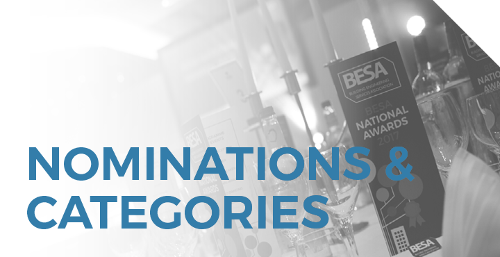 Nominations and categories