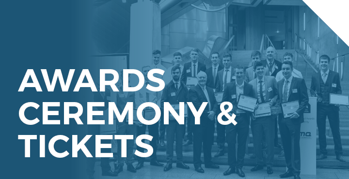 Awards ceremony and tickets