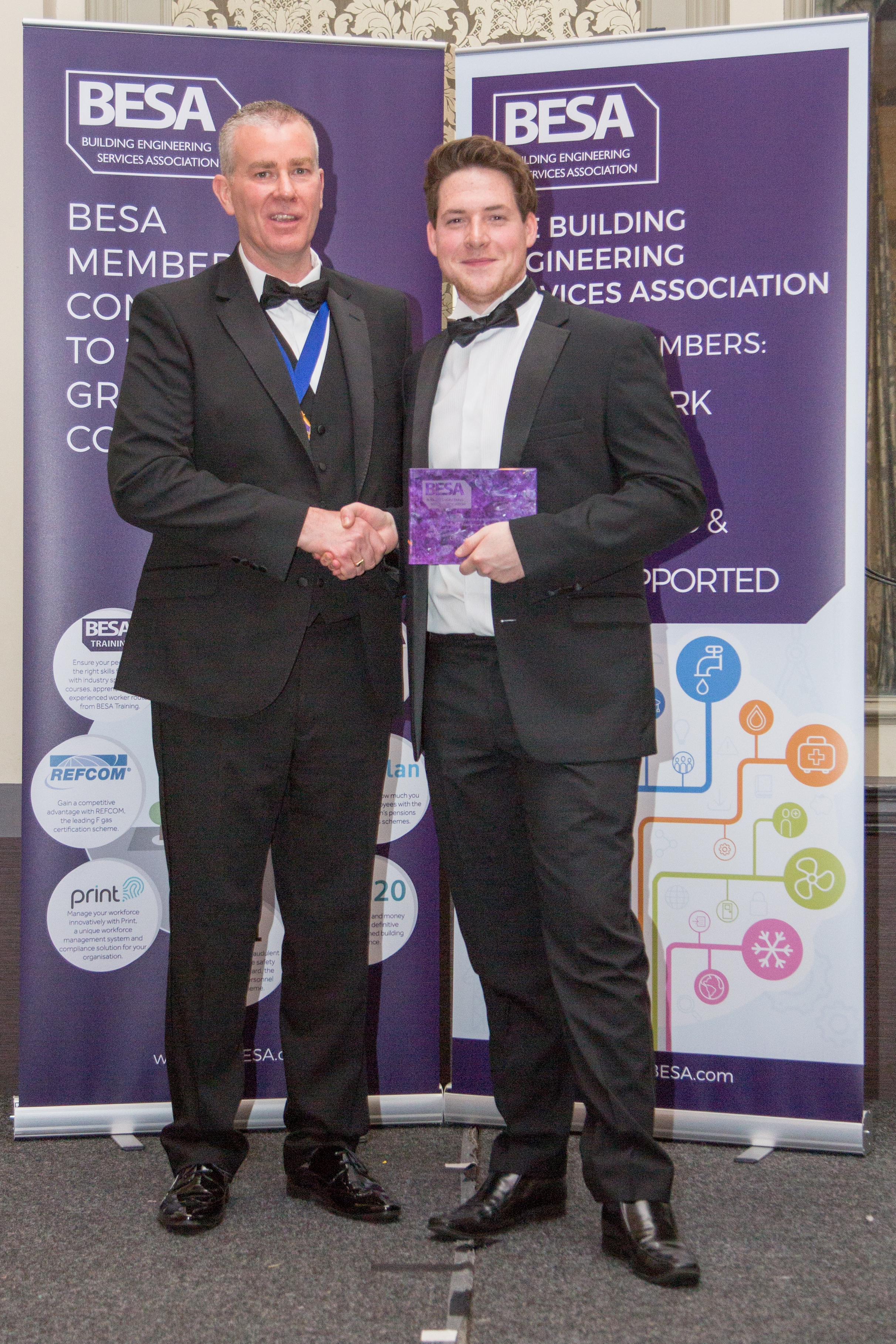 Grant Hudson - Electrical Apprentice of the Year