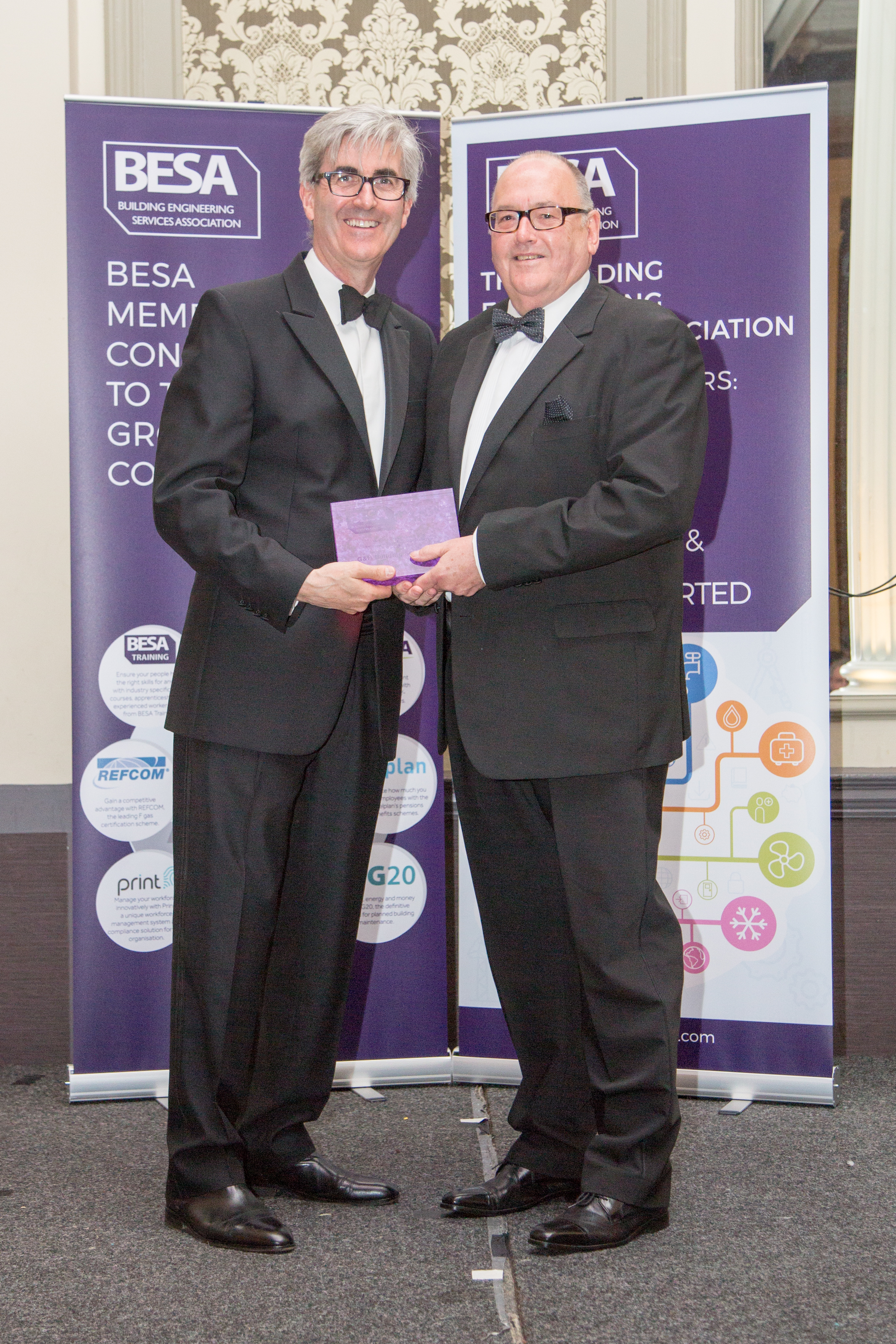 Steve Fletcher, G&H Building Services Ltd - Employer Training Initiative of the Year