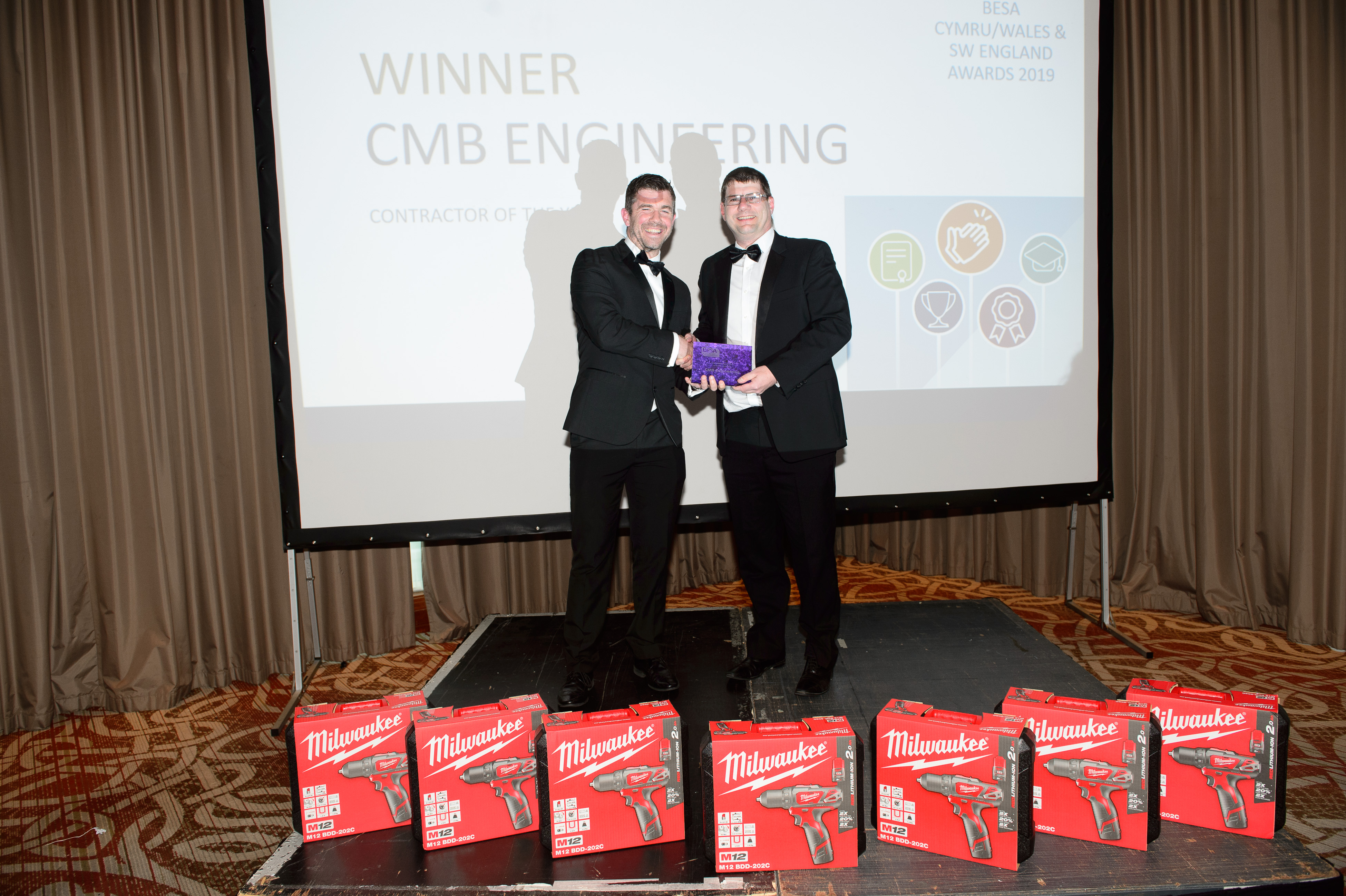 CMB Engineering, Contractor of the Year